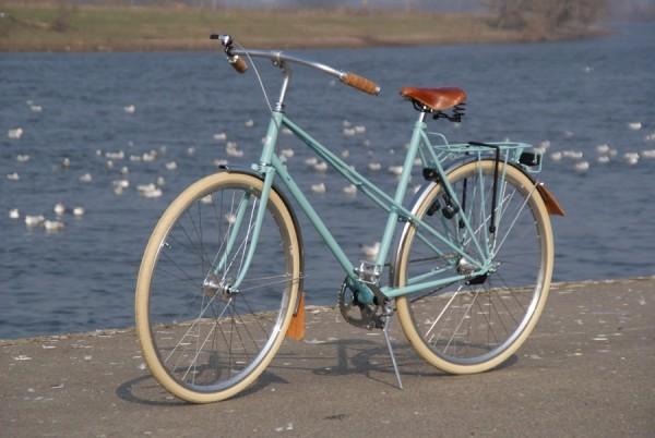 Mixte Blue Brinkhaus Fietsen Fahrr 228 Der Bicycles